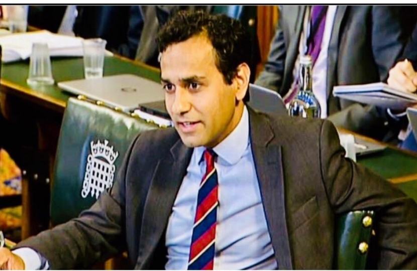 Rehman on the Home Affairs Select Committee